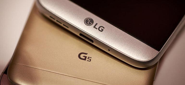 Đối thủ số 1:LG G5