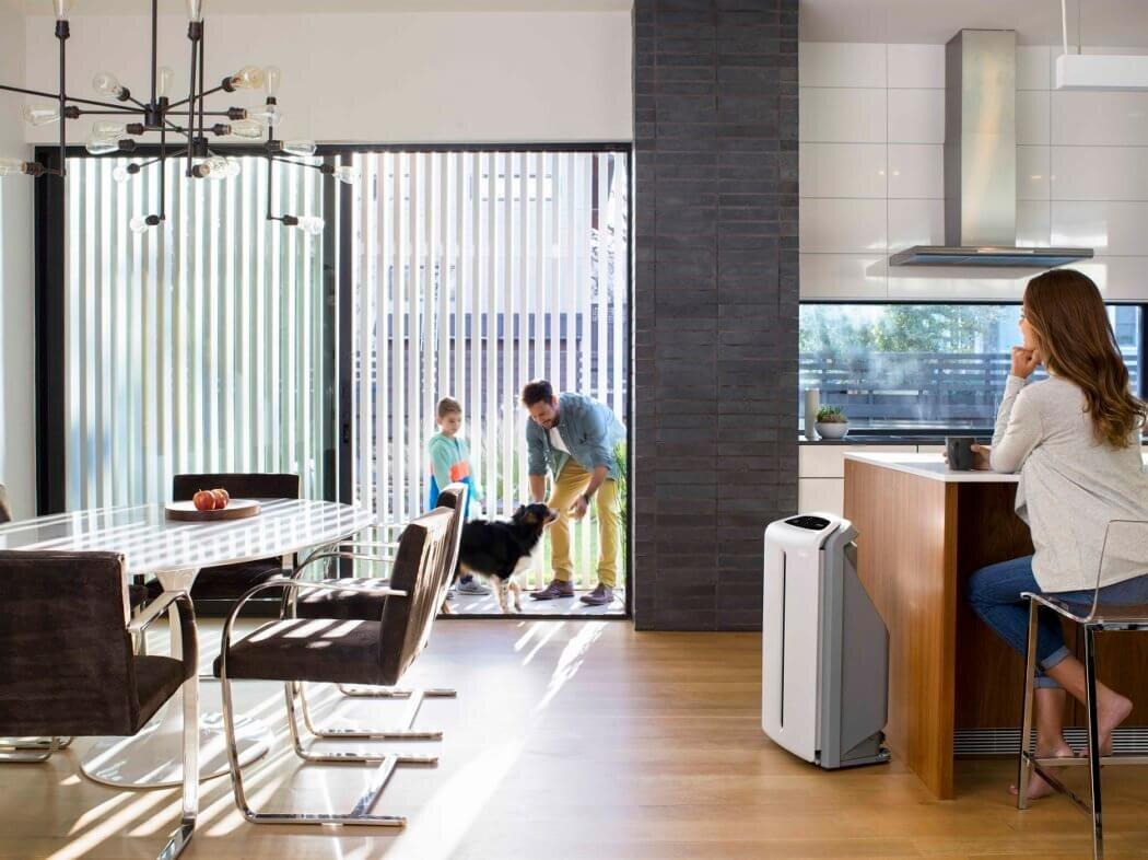 Máy lọc không khí là sản phẩm cần có cho mỗi gia đình
