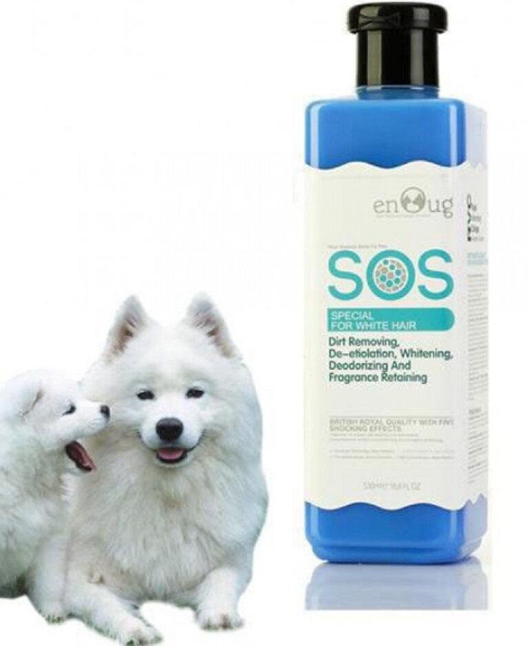 Sữa tắm SOS cho chó sử dụng hiệu quả và thơm dịu nhẹ