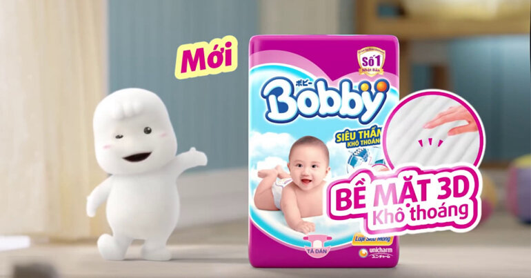 Bỉm Bobby có phải là sản phẩm tốt cho bé