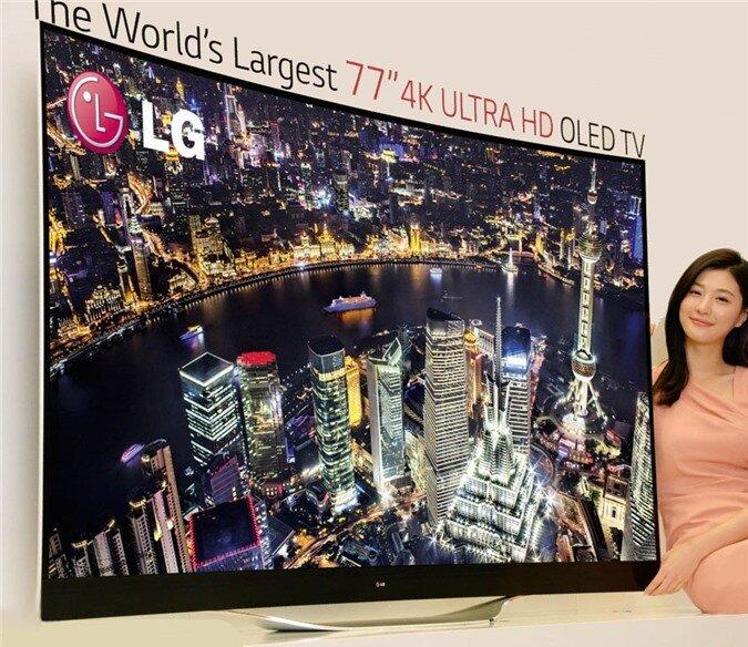 Những chiếc TV tốt nhất tại CES 2014 4
