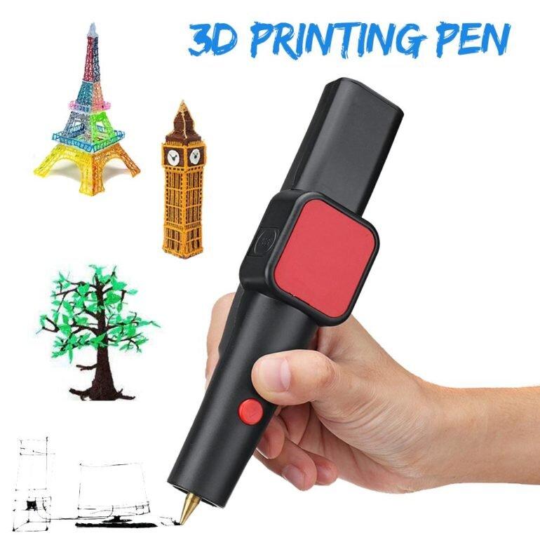 Bút vẽ hình 3D pen là gì mà làm