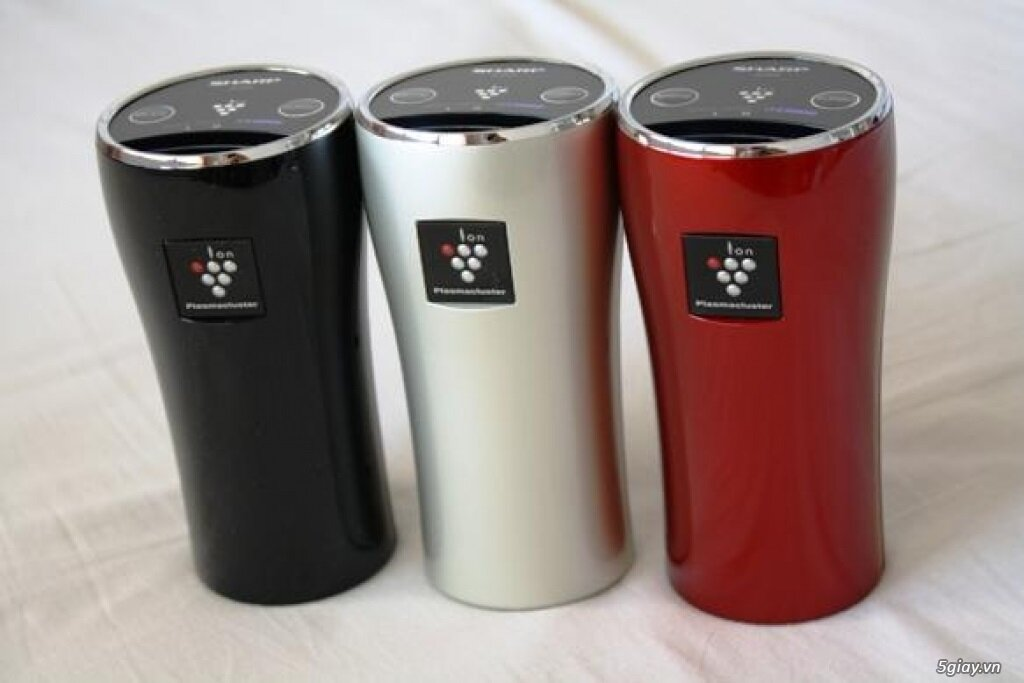 Máy lọc không khí cho ô tô Sharp IG-DC2E-B với nhiều tính năng ưu việt cùng nhiều màu sắc đa dạng cho người tiêu dùng lựa chọn