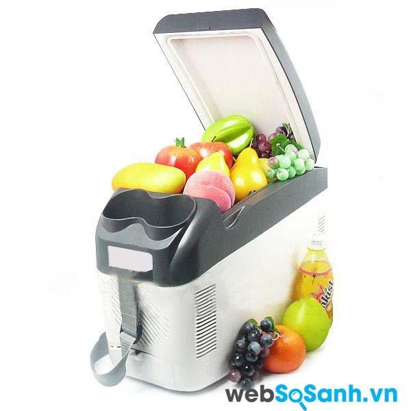 Tủ lạnh mini dành cho ô tô NFA-8332