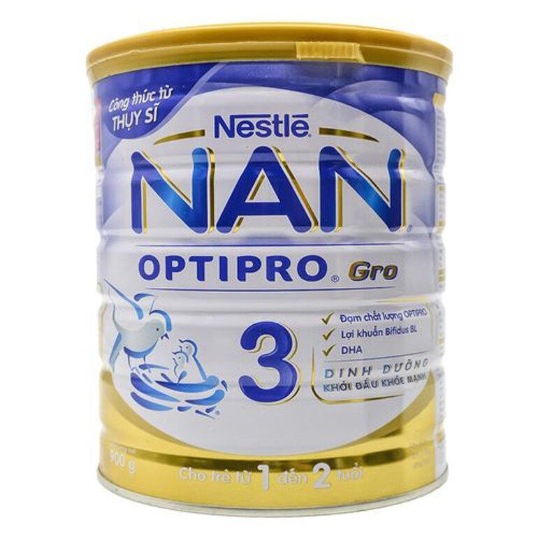 Sữa Nan Gro 3