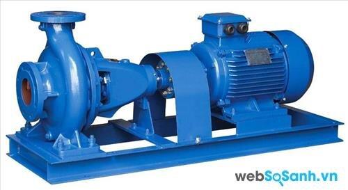 Các loại máy bơm nước: Máy bơm khí nâng
