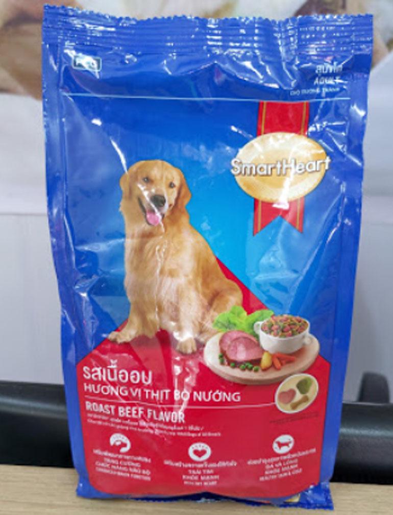 Thức ăn cho chó Smartheart