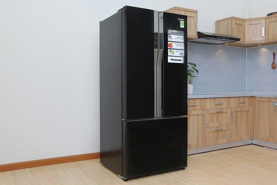 Tủ lạnh Panasonic 3 cánh giúp bảo quản khối lượng thực phẩm nhiều hơn
