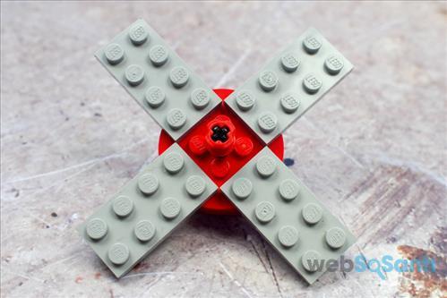 fidget spinner từ lego