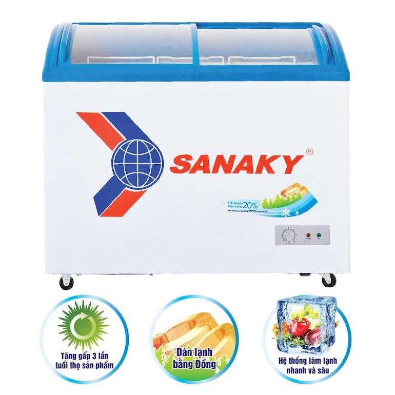 Tủ đông Sanaky 300l VH-3899K