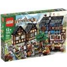 Đồ chơi lego Chợ làng Trung Cổ 10193