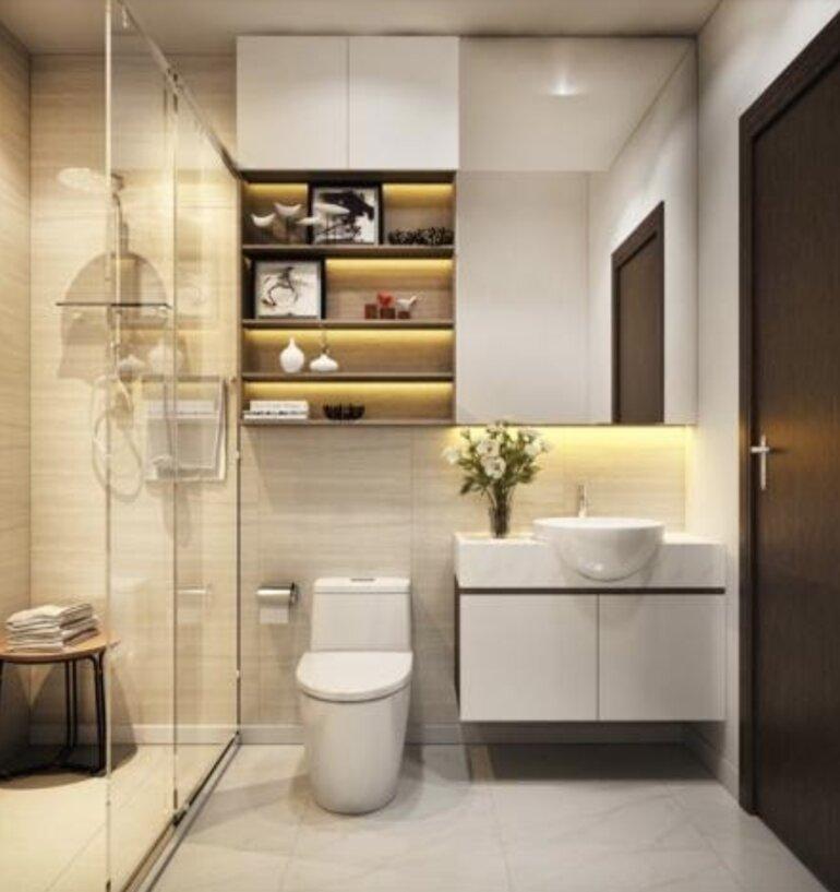 Chọn đồ nội thất nhà tắm đẹp, chất lượng
