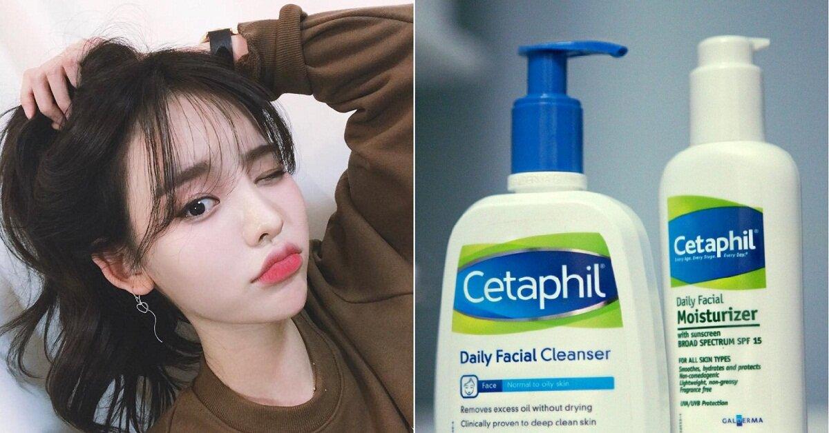 Sữa rửa mặt Cetaphil của nước nào sản xuất?