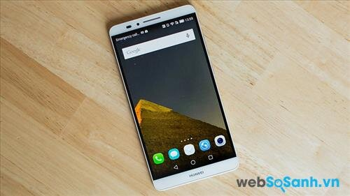 Nexus 6 (2015) liệu có giống như Ascend Mate 7 (phía trên)