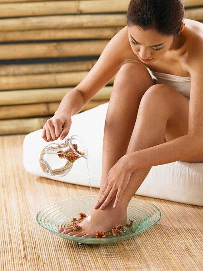 Nên mua bồn ngâm chân massage loại nào