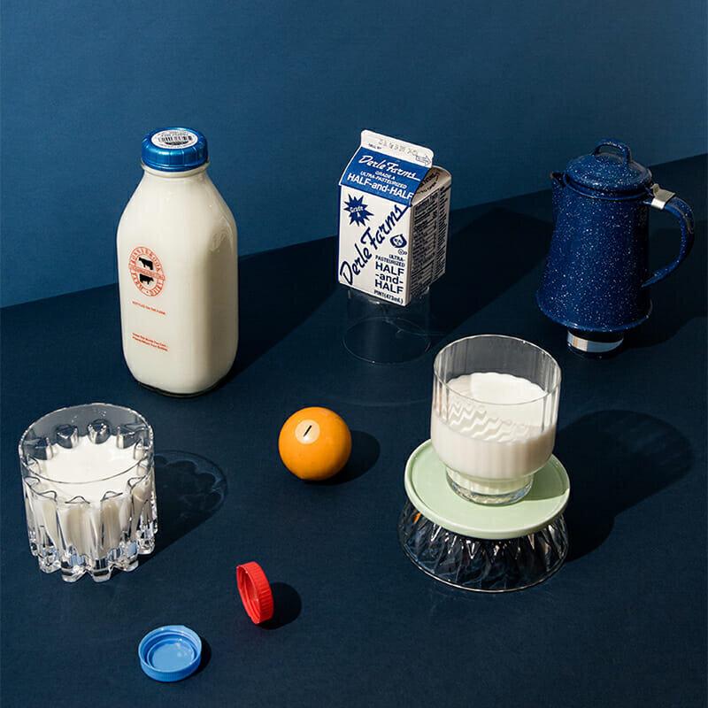 Sữa chua và sữa tươi tách béo chính là chìa khóa giúp tăng sức đề kháng và chiều cao hiệu quả ở trẻ em