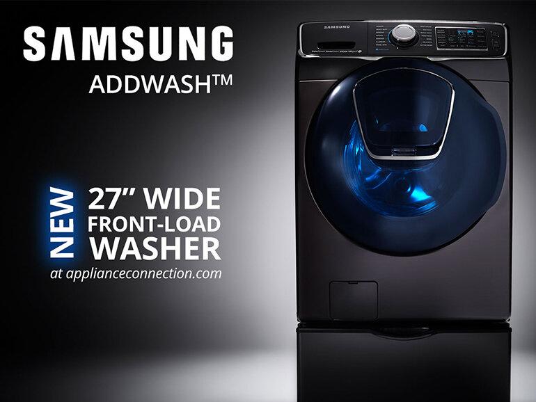 Máy giặt thông minh Samsung mới nhất có tốt không