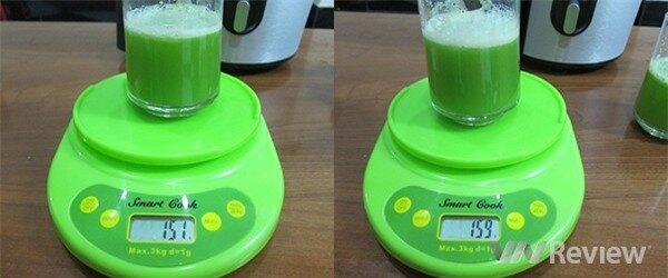 Đánh giá máy ép trái cây Philips HR1861