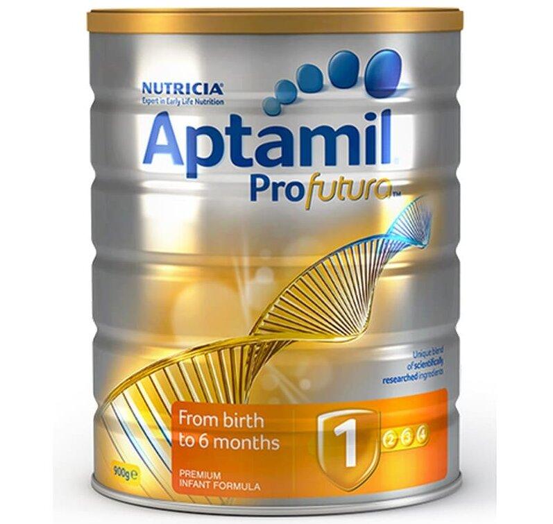Sữa Aptamil Bạc của Úc