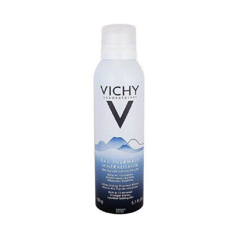 Xịt khoáng giá rẻ - Vichy Mineralizing Thermal Water