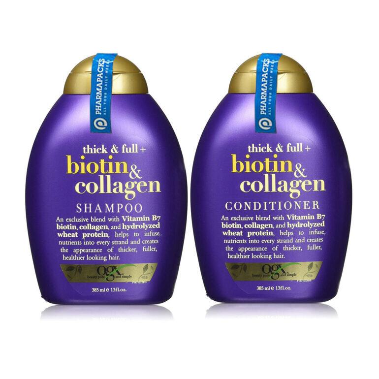 Dầu gội đầu Biotin Collagen nhập khẩu của Mỹ