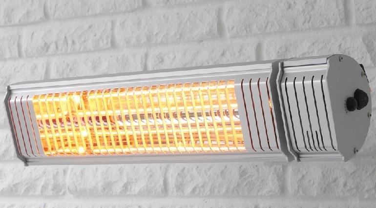 Đèn sưởi heizen sưởi ấm ở nhiệt độ an toàn