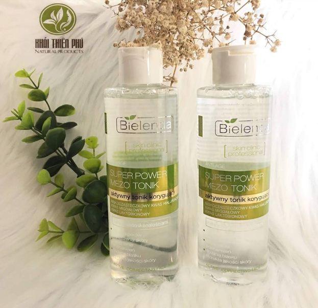 Nước hoa hồng Bielenda Skin Clinic Professional