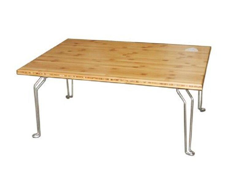 Bàn học để giường bằng gỗ tự nhiên an toàn tuyệt đối
