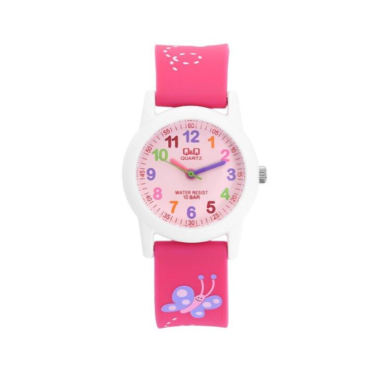 Thương hiệu đồng hồ trẻ em giá rẻ Q&Q Citizen Nhật Bản