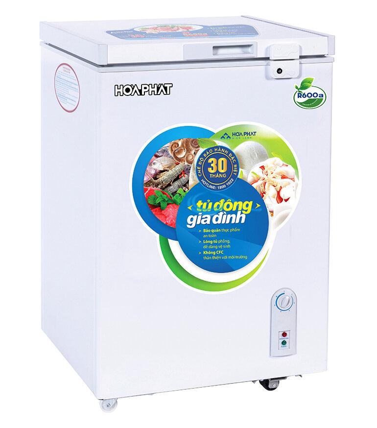 Tủ đông giá rẻ Hòa Phát HCF-106S1N
