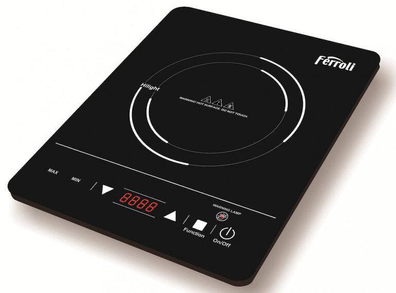 Đánh giá bếp hồng ngoại Ferroli 2000W-CS2000EC có tốt không?