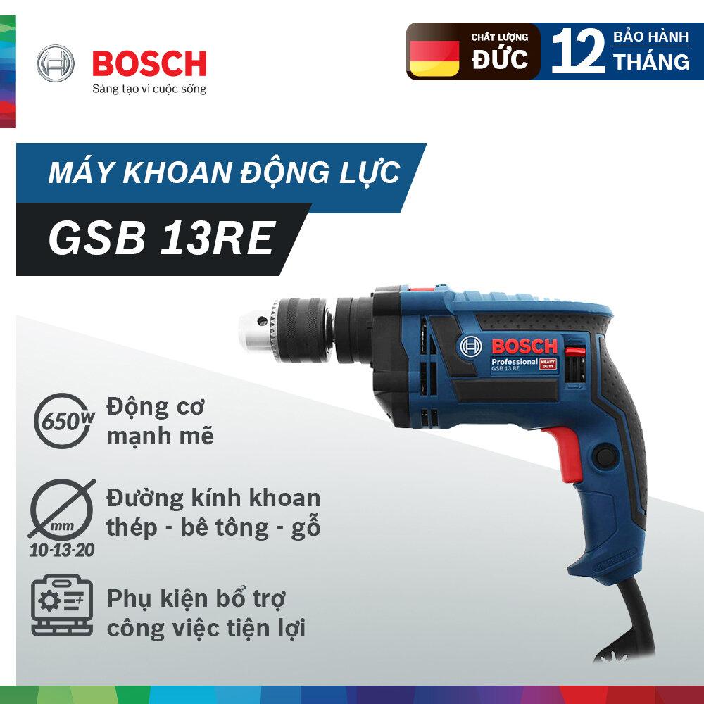 Máy khoan Bosch GSB 13RE