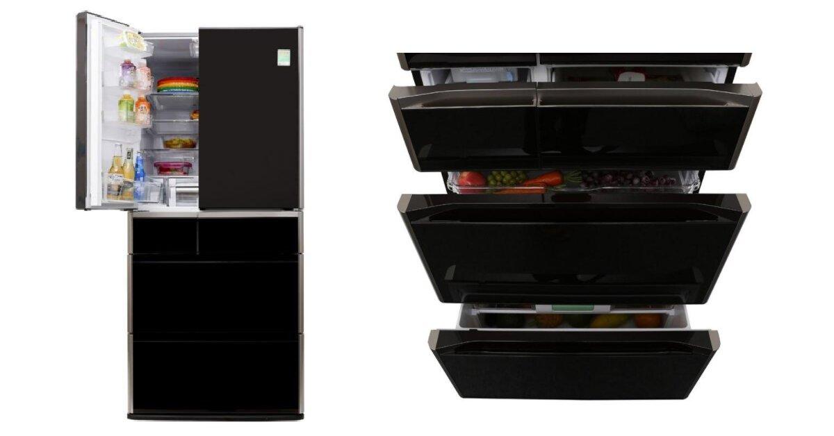 4 điểm người tiêu dùng không thích ở tủ lạnh 6 cửa 536L Hitachi G520GV(XK)