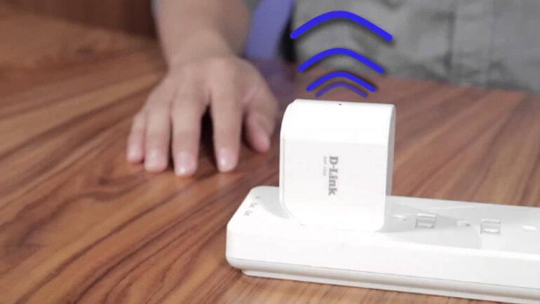 Thiết bị mở rộng sóng Wifi D-Link DAP-1320