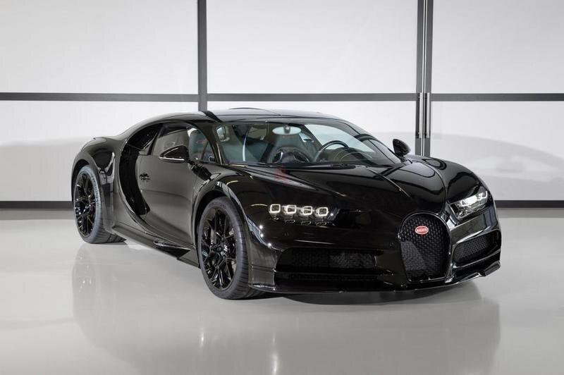 Mẫu xe Bugatti Chiron