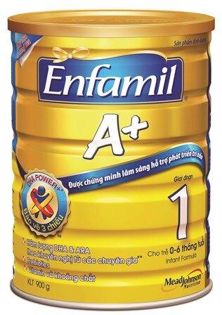 Enfamil A+1