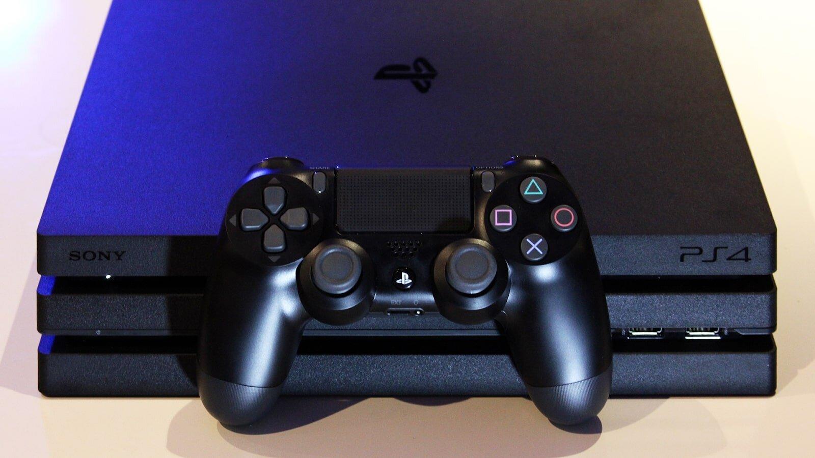 Phiên bản nâng cấp mới của PS4