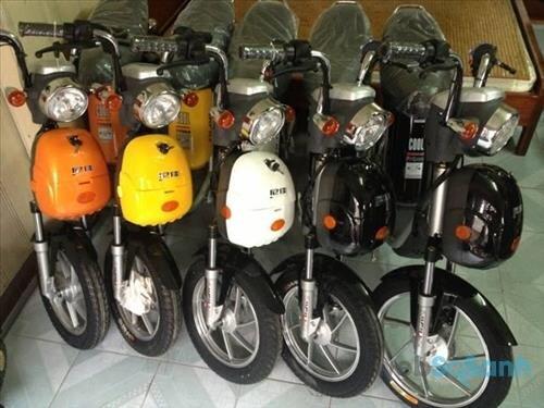 Phân biệt xe đạp điện Nijia thật giả