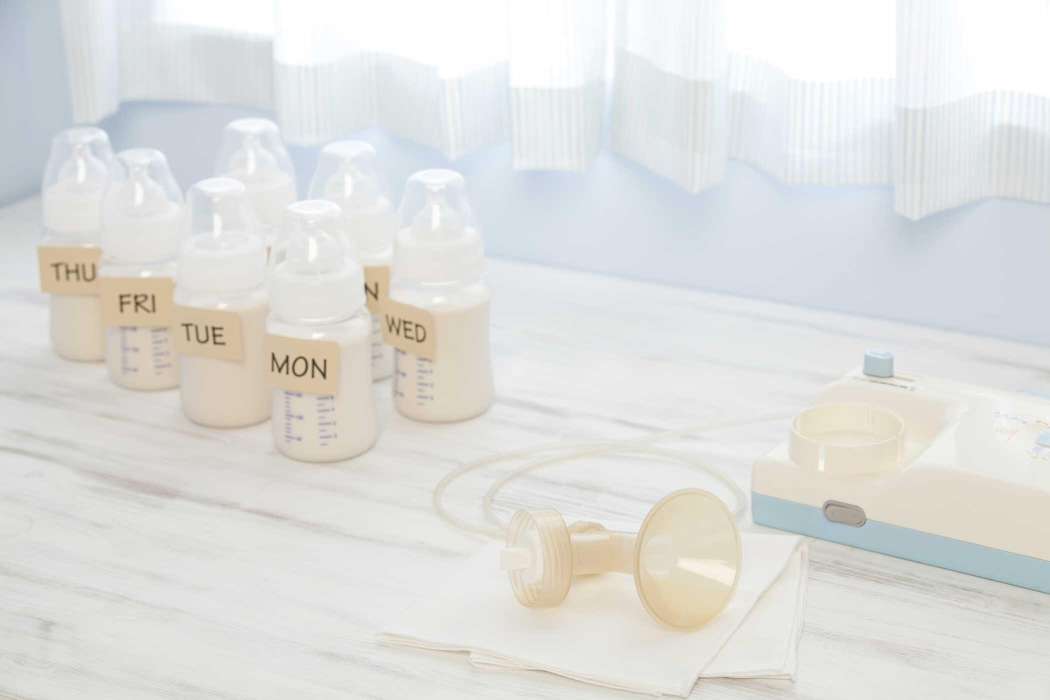 Nếu không bảo quản sữa non đúng cách có thể ảnh hưởng đến sức khỏe của bé