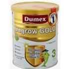 Sữa bột Dumex Dugrow Gold 3 - hộp 400g (dành cho trẻ từ 1 - 3 tuổi)
