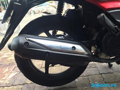 Attila Passing sử dụng động cơ 125cc