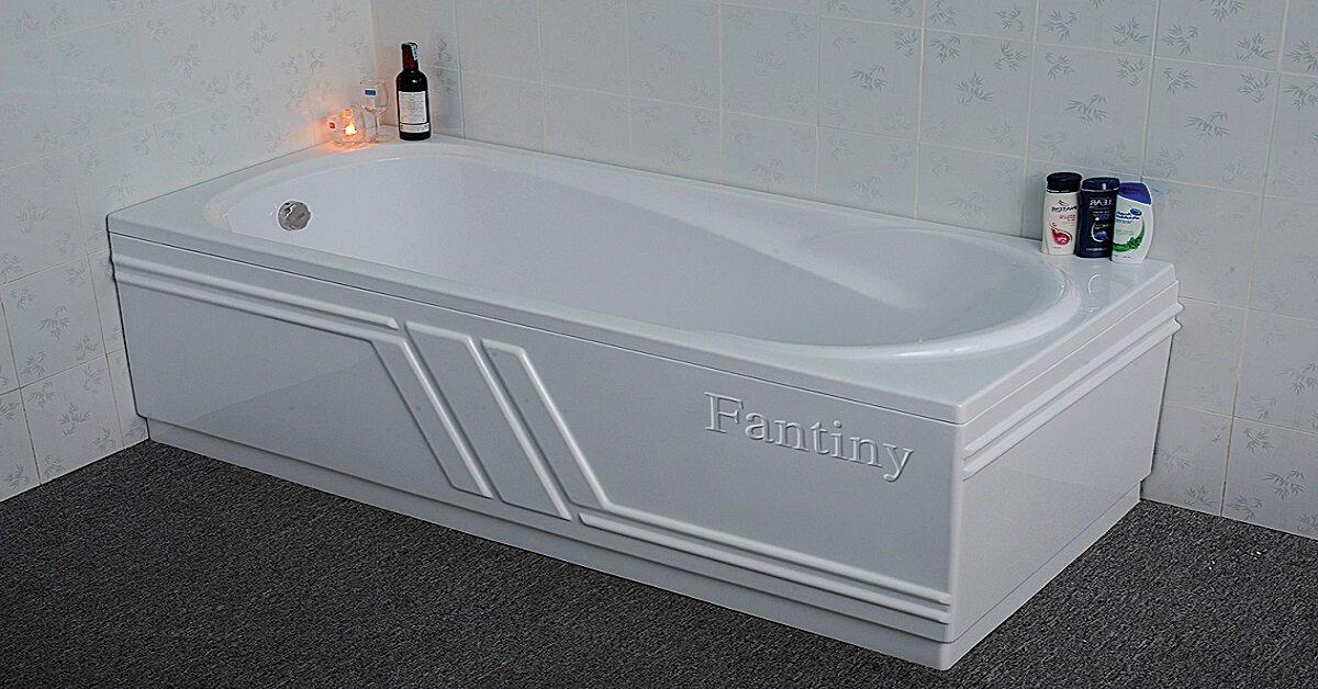bồn tắm nhựa Fantiny