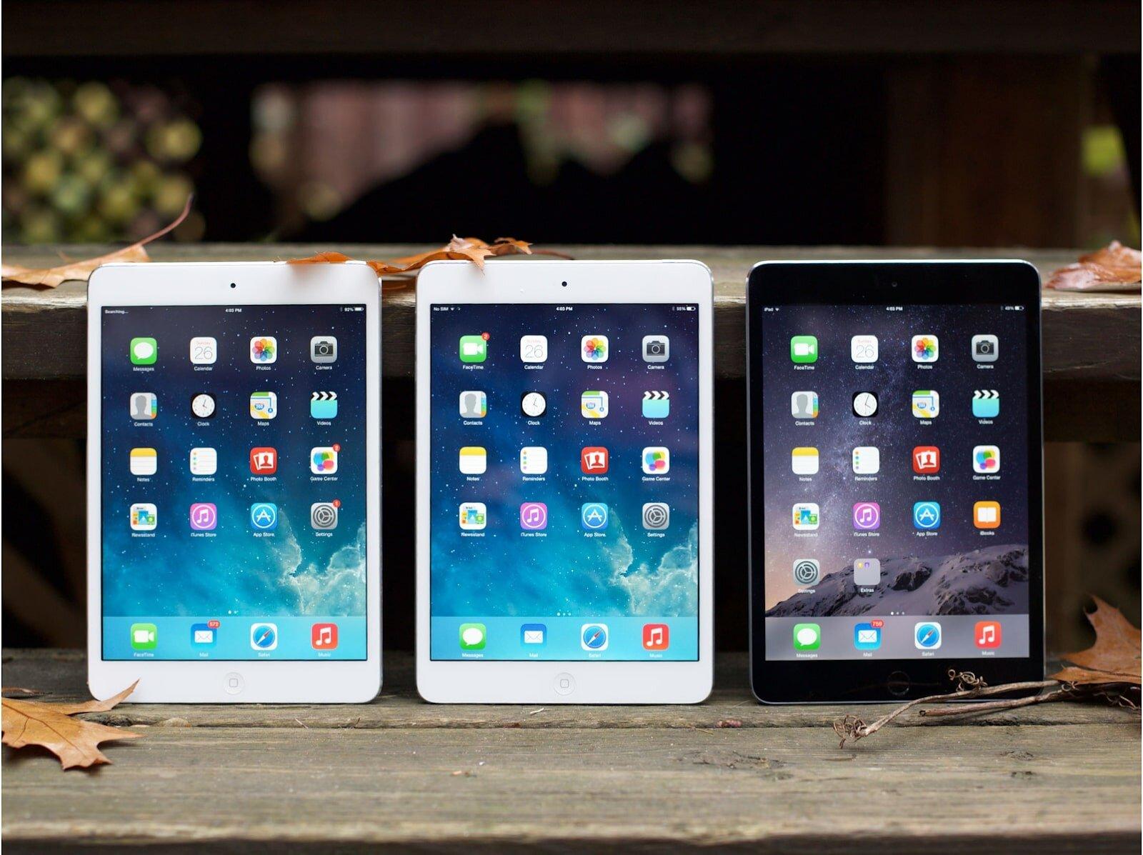 iPad mini 3 4G đã có những nâng cấp cơ bản về thiết kế và cấu hình so với các thế hệ trước.