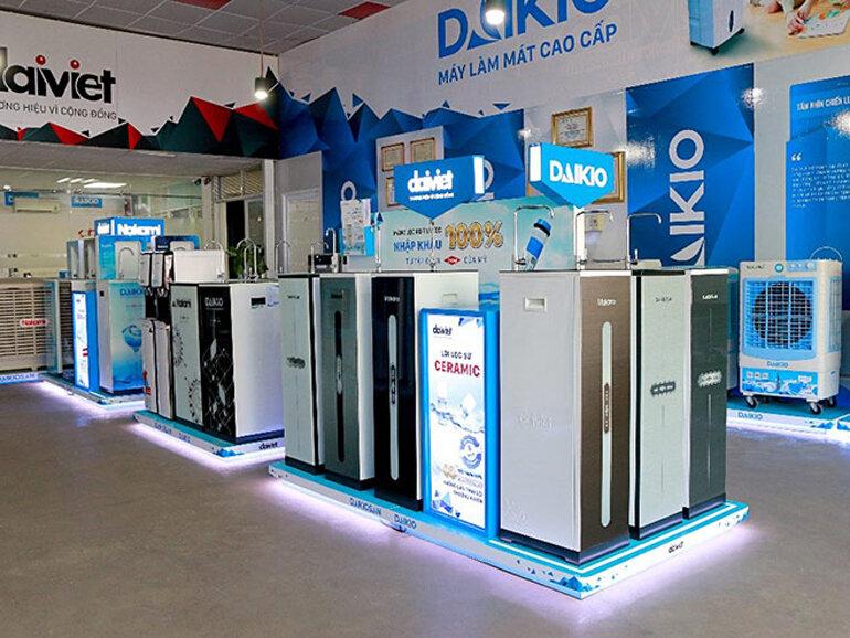 Đánh giá máy lọc nước Nakami