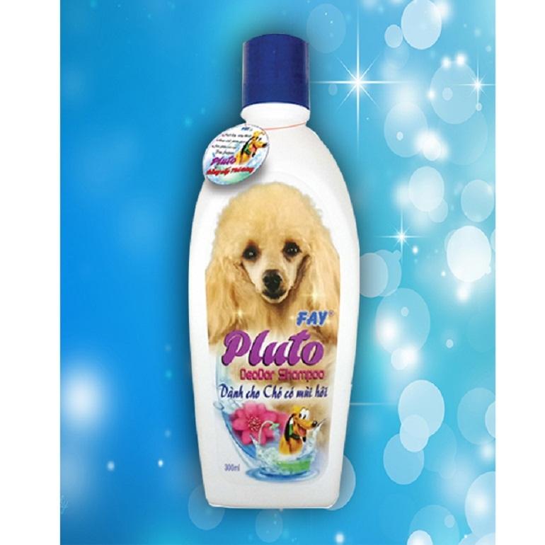 Sữa tắm khử mùi cho chó Fay Pluto Deardor