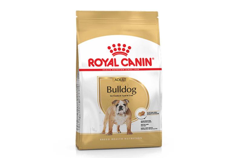 Royal Canin với dòng thức ăn dành riêng cho chó Bull Pháp
