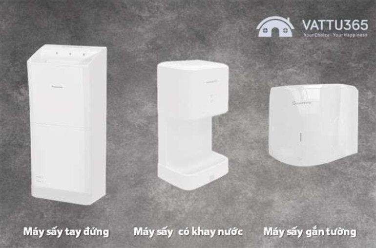 Máy sấy tay thương hiệu Panasonic được người tiêu dùng lựa chọn trong các phòng vệ sinh