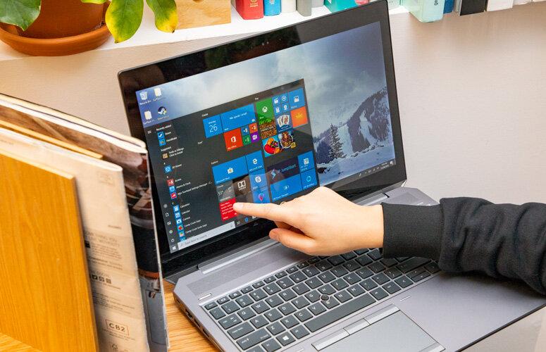 Laptop Workstation HP Zbook 17G4