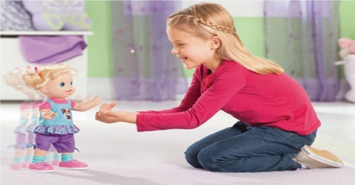 Đồ chơi búp bê và 3 lợi ích tuyệt vời cho con trẻ