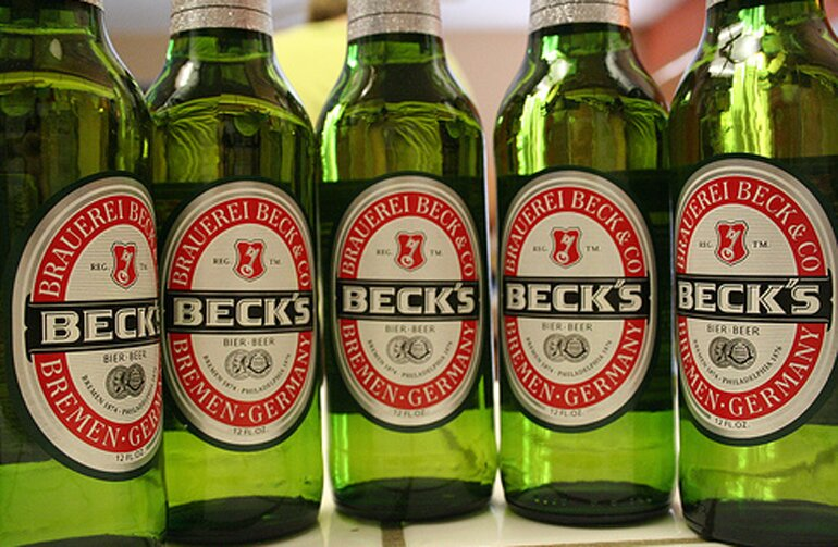 bia beck's